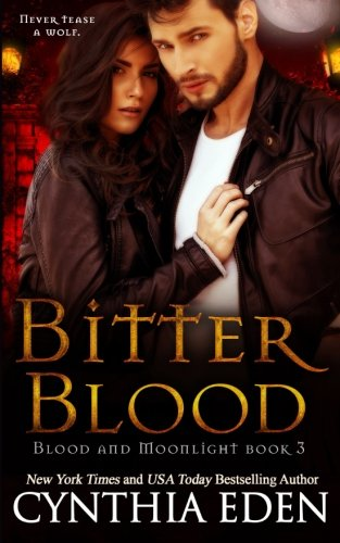 book cover of Bitter Blood
