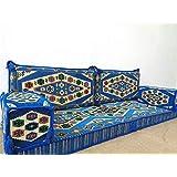 arabic sofa,arabic floor sofa,floor seating,arabic floor seating,arabic cushions,floor sofa,oriental seating,furniture,majlis,jalsa - MA 98