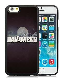 linJUN FENGCustomized Portfolio iPhone 6 Case,Halloween Black iPhone 6 4.7 Inch TPU Case 19