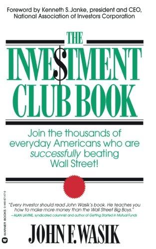 The Investment Club Book
