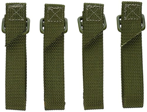 Maxpedition 3-Inch TacTile - Pack Of 4 (Green)