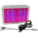 VIHIMAI 1000W LED Grow Light Full Spectrum for Indoor Plants Veg and Flower