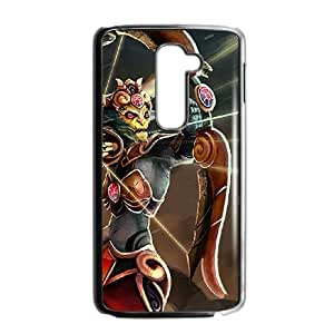 LG G2 Cell Phone Case Black Defense Of The Ancients Dota 2 MEDUSA 003 UN7243461