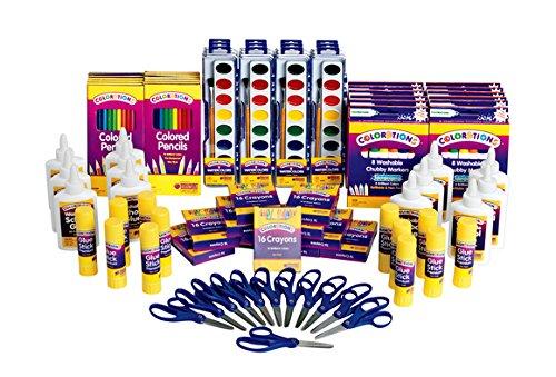 Colorations Classroom Starter Kit (Item # STARTUP)