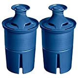 Brita 2-Pack Longlast Replacement Filters- Lasts 3 times longer than typical 40-gallon filters