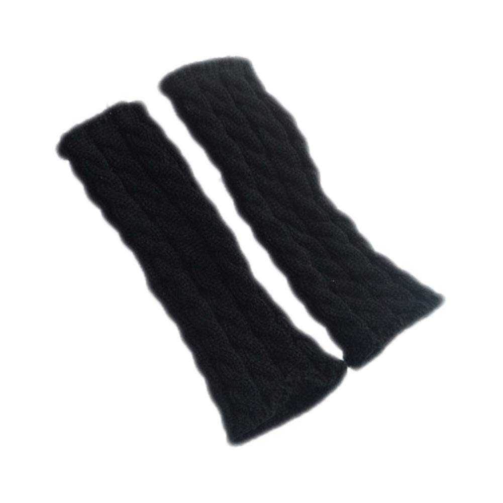 Wansan guanti senza dita donne ragazze convertibili guanti flip top con copertura guanto