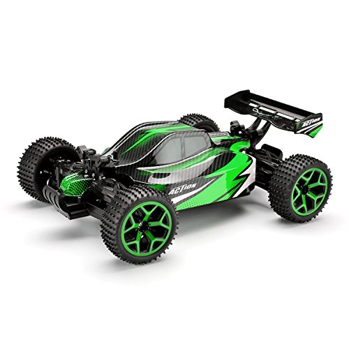 VLOXO High Speed RC Car 1:18 2.4G 4WD Speed Buggy Model Car Vehicle Kids Toy