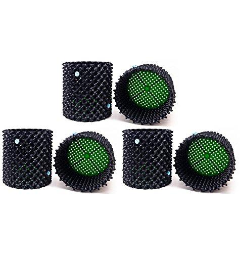 (6) Superoots Air-Pot 5 Gal Equivalent Garden Propagation Pot Planter Containers