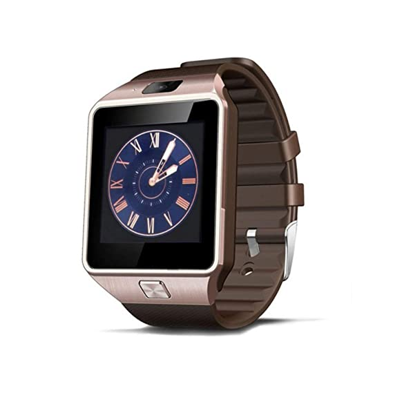abdb4e61d Image Unavailable. Image not available for. Color  OWLCE Wireless  Smartwatches Bluetooth Smart Watch Smartwatch Android Phone Call Relogio 2G  GSM SIM TF ...