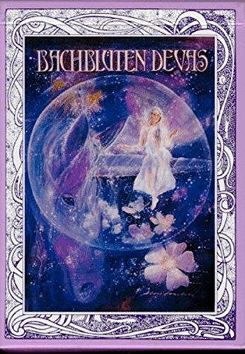Die Bach-Blüten-Devas. 39 Karten