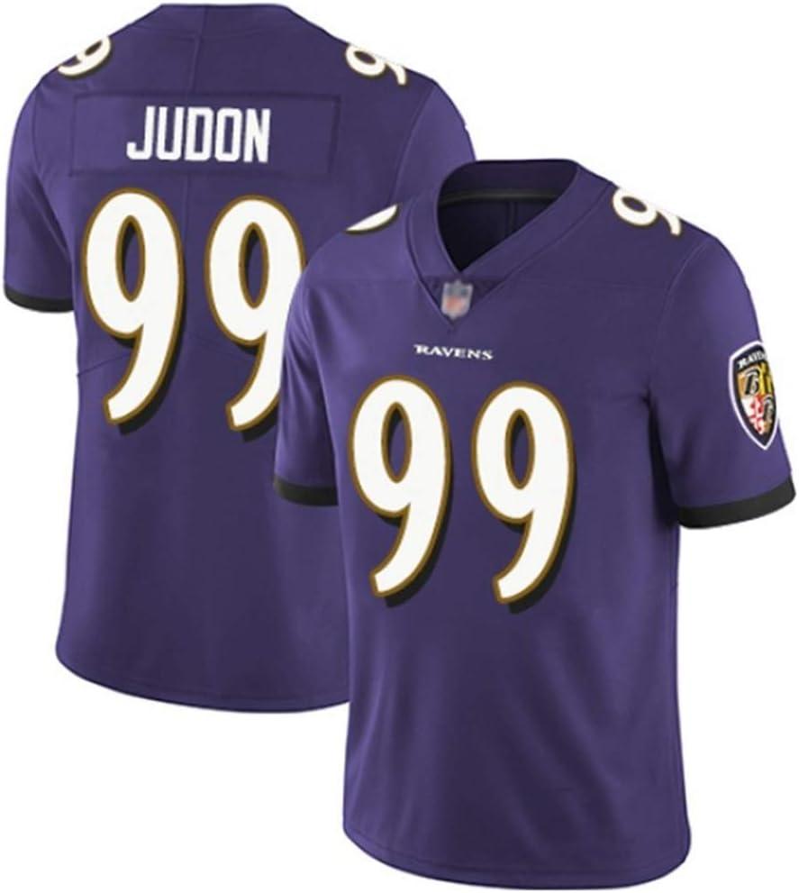 American Football Jerseys Matt Judon 99# -Baltimore Ravens Rugby ...
