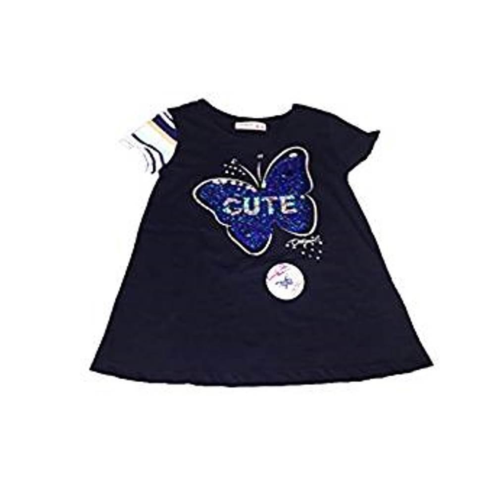 b0f47620d Desigual TS Quebec - Camiseta Lentejuelas Corazon Niña  Amazon.es  Ropa y  accesorios