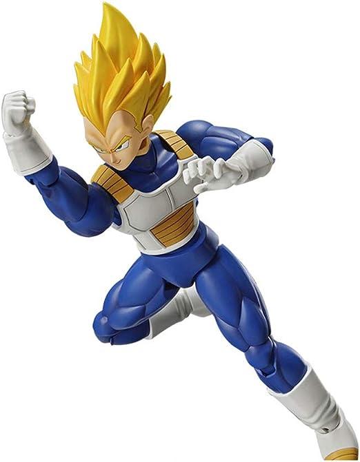 ZRL77y Dragon Ball Ensamblaje Modelo Títere Serie PVC Personajes en Caja Anime Juguete Decoraciones Artesanía Coleccionistas de Juegos (6.2 Pulgadas): Amazon.es: Hogar