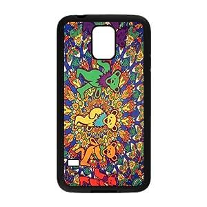Grateful Dead Rock Band White Samsung Galaxy S5 case
