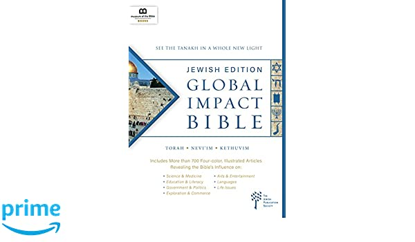 Global impact bible: see the bible in a whole new light (jps.