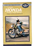 img - for Clymer Honda 125-200Cc Twins, 1964-1977 book / textbook / text book
