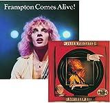 Frampton Comes Alive - Greatest Hits - Peter Frampton 2 CD Album Bundling