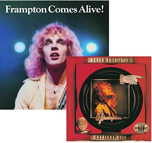 Frampton Comes Alive - Greatest Hits - Peter Frampton 2 CD Album Bundling