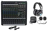 Mackie PROFX12v2 Pro 12 Ch Compact Mixer w Effects, USB PROFX12...