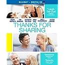 Thanks For Sharing [Blu-ray + Digital HD]