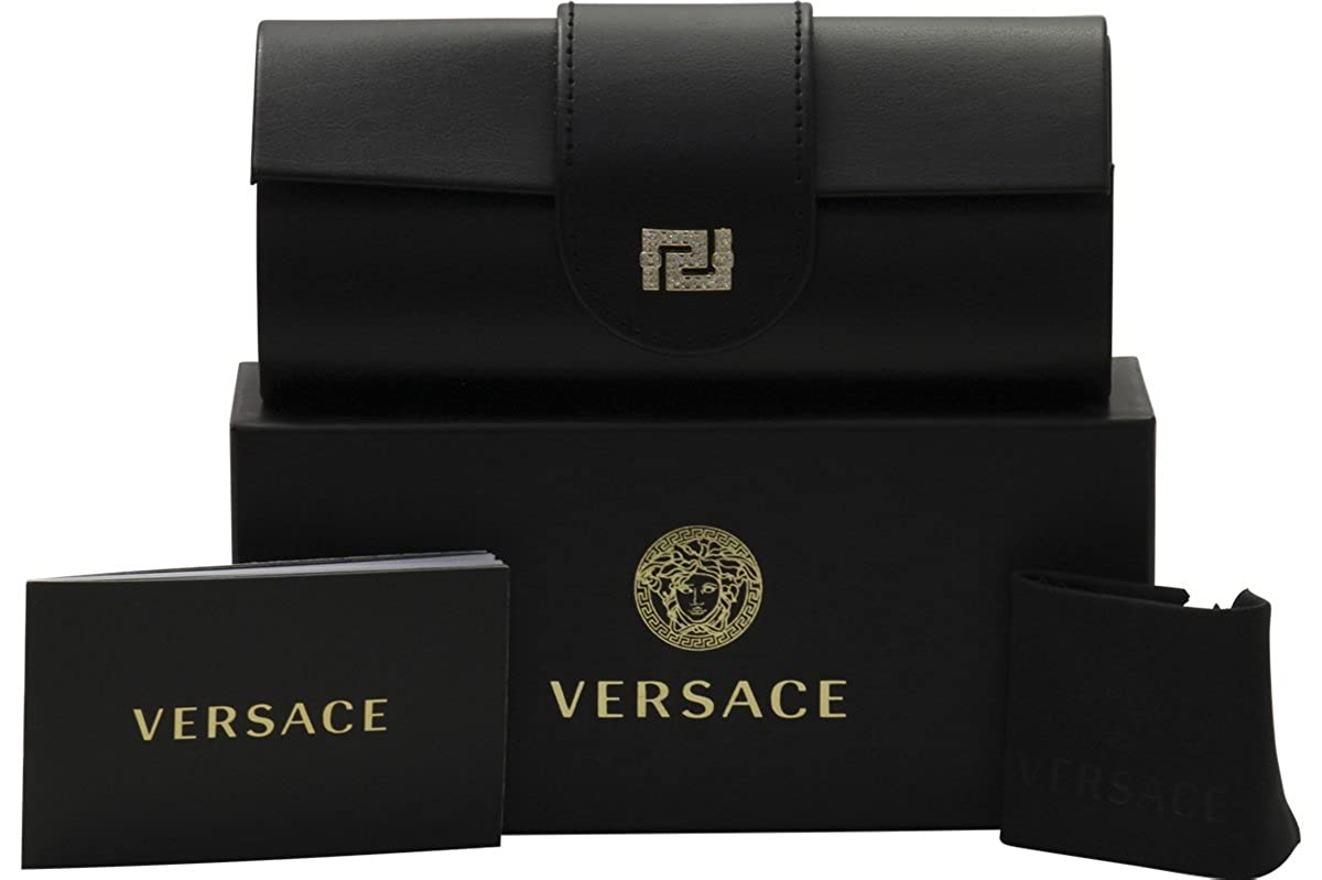Versace Womens VE1245 Eyeglasses 53mm