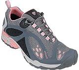 TrekSta Evolution Shoe – Women's Shoes 6 Gray/Pink Review