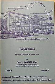 Logarithms av W. M. Spangler