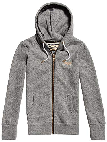 Sweatshirts Superdry Orange Label Elite Zip Hoodie