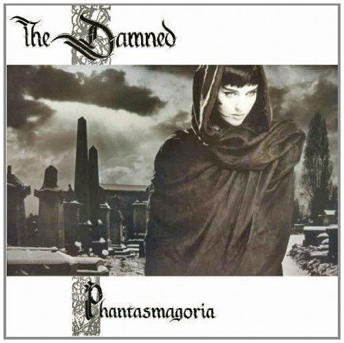 CD : The Damned - Phantasmagoria (2 Disc)
