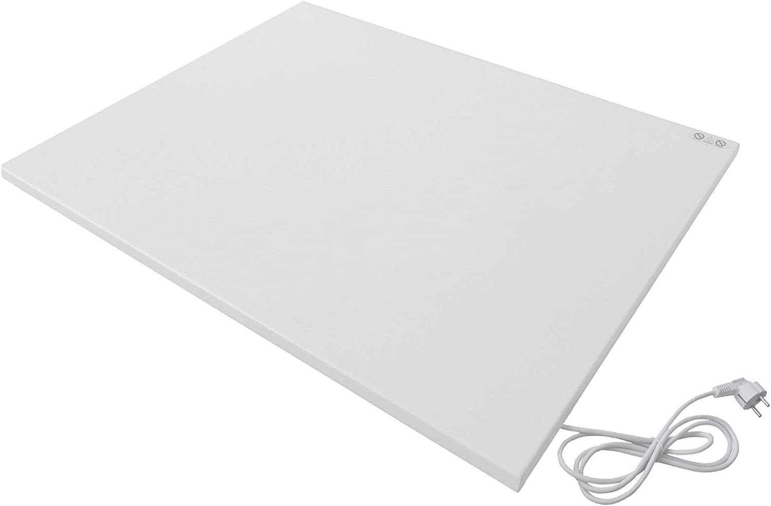 Ginvy Far Infrared Carbon Crystal Heating Panel 450W with ErP Lot20 CE IP65 RoHs Certs