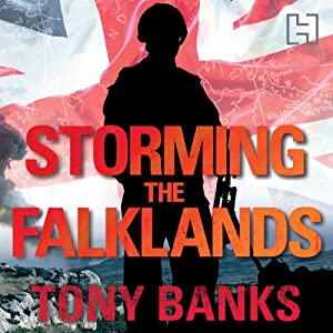 Storming the Falklands Audiobook
