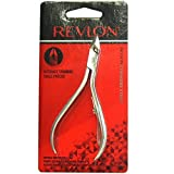 Revlon Full Jaw Cuticle Nipper 1 ea (Pack of 2)