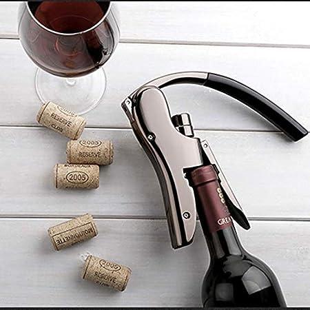 HH- Abrebotellas Mejora El Abridor de Vino, Abrebotellas de Vino de Sacacorchos Premium para El Hogar, Restaurante, Bodega, Fiesta Y como Regalo