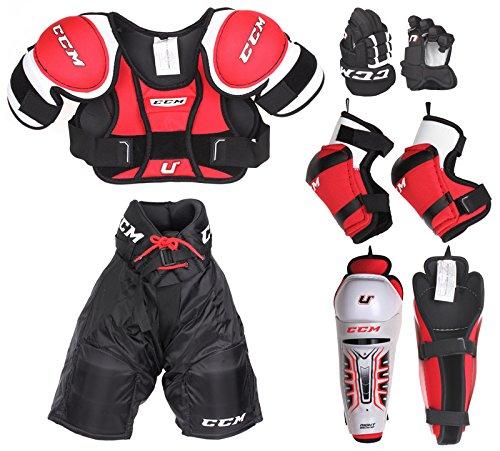 CCM Youth Hockey Starter Kit Medium Age 4–7