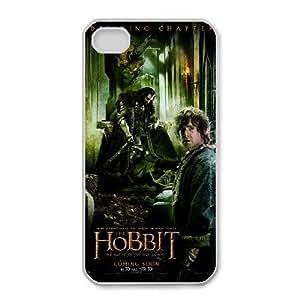 iPhone 4,4S Phone Case White The Hobbit LH4913344