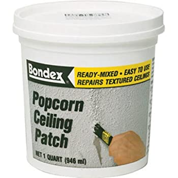 Zinsser Ready-Mixed Popcorn Ceiling Patch, 1-Quart