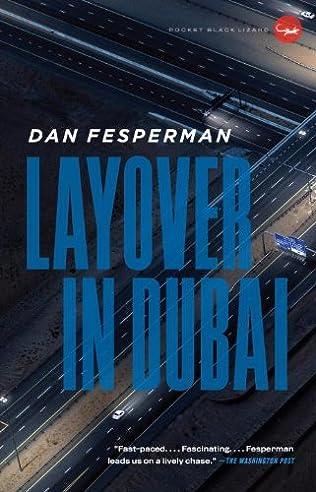 book cover of Layover in Dubai