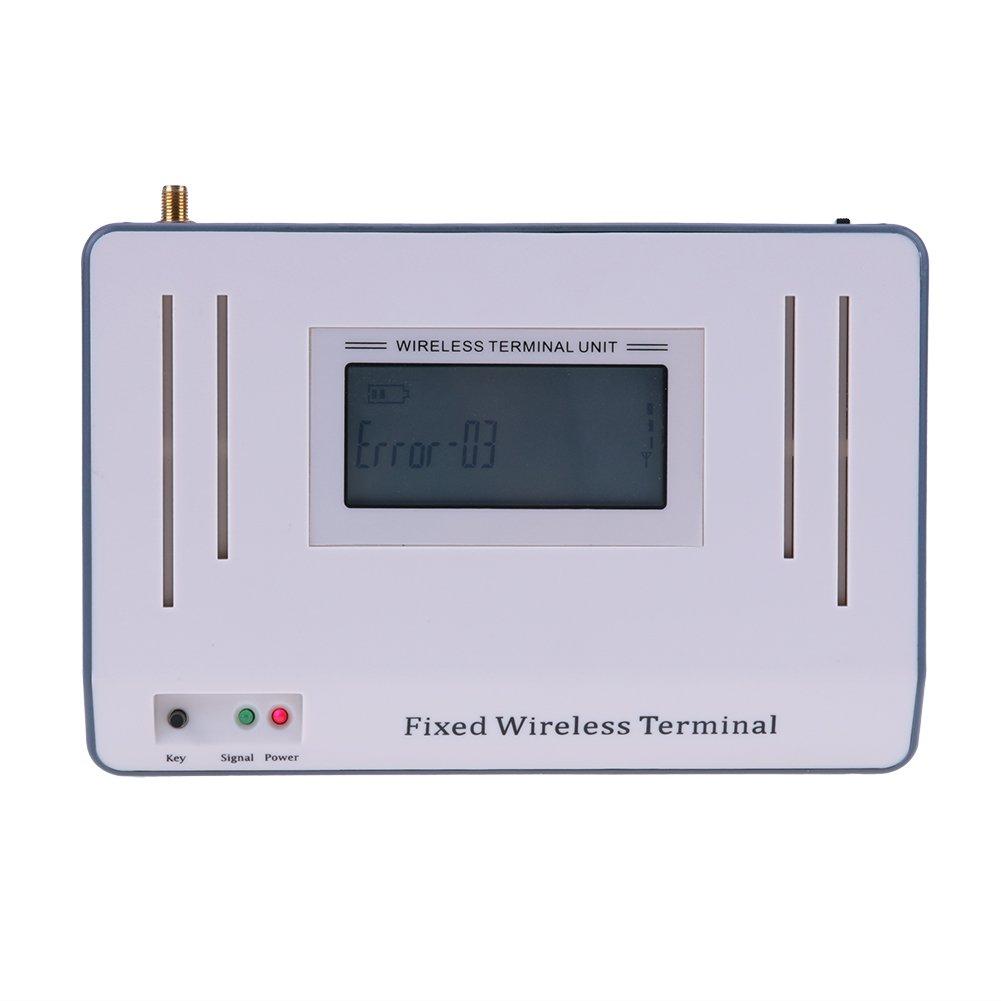 WinnerEco Dialer GSM Fixed Wireless Terminal Alarm System Phone SIM GSM900/1800MHZ(US plug)