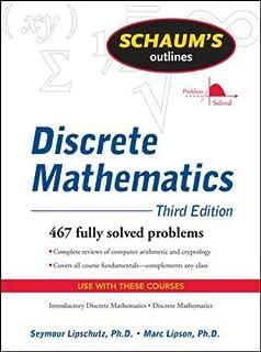 Discrete mathematics demystified steven g krantz 9780071549486 schaums outline of discrete mathematics revised third edition fandeluxe Choice Image