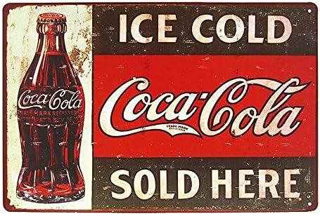 Amazon.com: Crzcrz - Letrero vintage de latón para bebidas ...