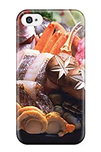 DaaHCZq9887paVaV Tpu Case Skin Protector For Iphone 4/4s Fish With Nice Appearance
