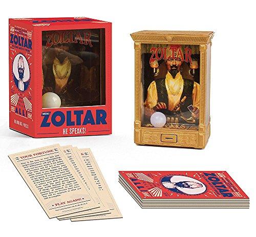 Mini Zoltar: He Speaks! (Miniature Editions)]()