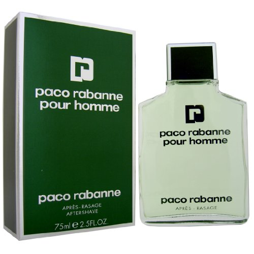 Paco Rabanne Pour for Men After shave/ Aftershave Lotion - 75 ml