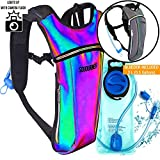 Sojourner Rave Hydration Pack Backpack - 2L Water Bladder Included for...