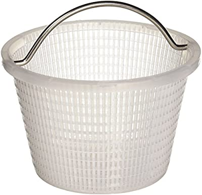 Pentair 516112 Handle Basket Replacement Bermuda Gunite and Vinyl Liner Skimmer from Pentair