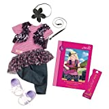 Our Generation Read and Play Set - Layla