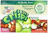 Brothers-ALL-Natural Fruit Crisps - Variety Pack - 0.35 oz - 12 Count by Brothers-ALL-Natural