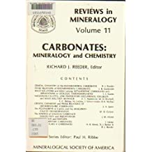 Carbonates: Mineralogy and Chemistry