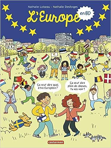 Amazon Fr L Europe En Bd Nathalie Desforges Nathalie