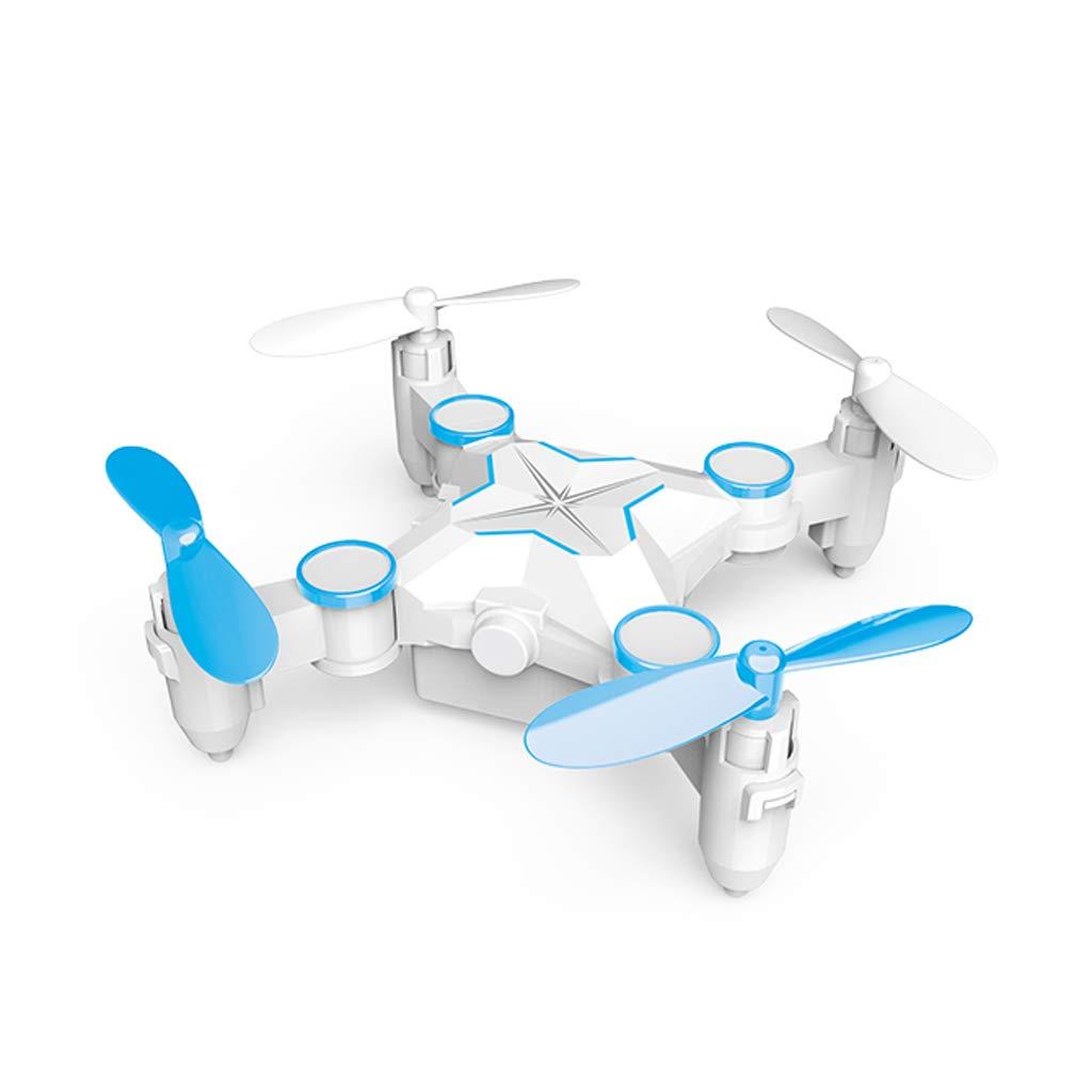 AB drone Drohne [Mini] Fernbedienung Flugzeuge Luftaufnahmen HD vierachsige Flugzeuge Laden Jungenspielzeug - Keine Luftbildfotografie - weiß